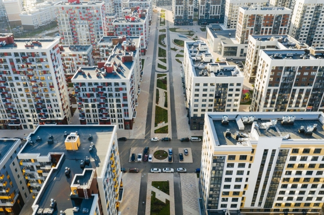 В январе на московский рынок новостроек вышел всего один ЖК