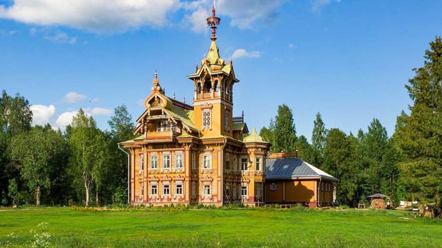 Гостиницы в русских усадьбах