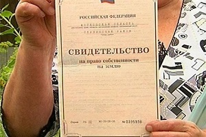 «Дачная амнистия» закончится 1 марта