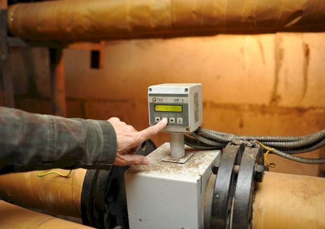 Как начать платить за отопление по квартирному счетчику?