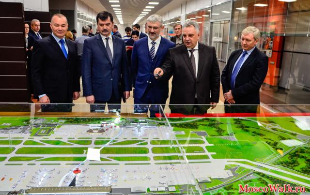 Новый терминал аэропорта «Шереметьево» в Москве построит турецкая компания