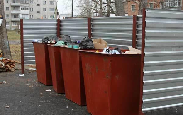 Вывоз сортированного мусора будет дешевле, чем обычного