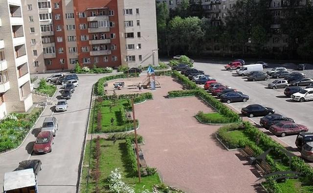 Жители многоэтажек получат право на прилегающие к домам земли