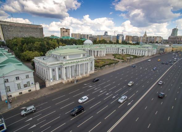 Самые дешевые апартаменты внутри Садового кольца стоят 15,5 млн рублей
