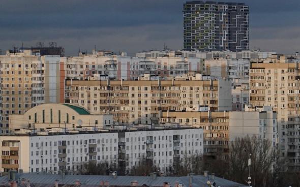 В Москве на вторичном рынке снижается средняя стоимость сделки