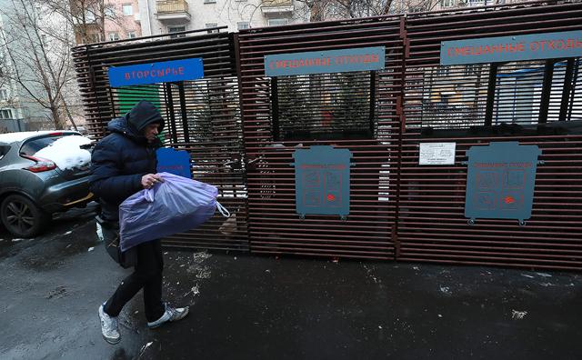 72% россиян не готовы разделять домашний мусор