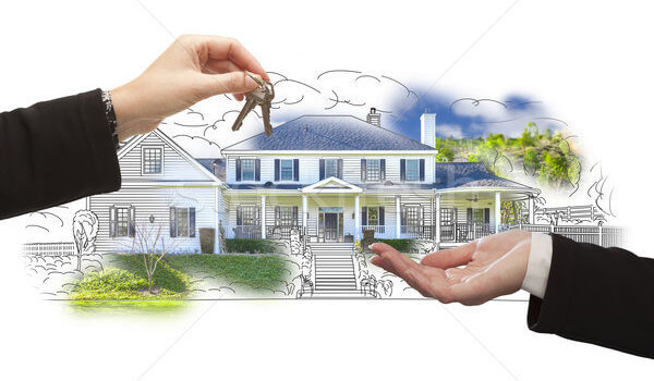 Как зарегистрировать переход права собственности на недвижимость?