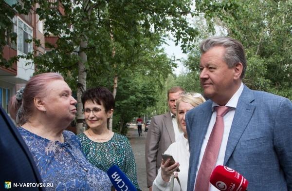 В Нижневартовске и Сургуте жители довольны работой коммунальщиков