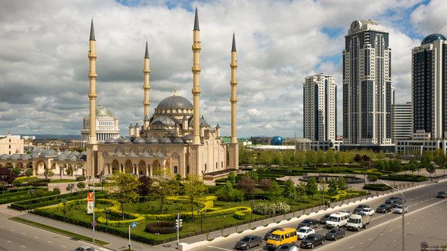 Жители Грозного и Нижневартовска наиболее довольны чистотой своих городов