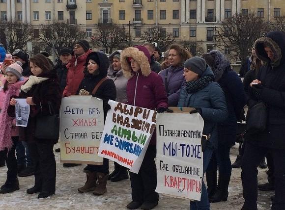 Госдума предложила строить арендное жилье для россиян-мигрантов
