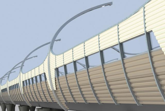 В Петербурге официально достроили Западный скоростной диаметр
