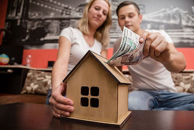 Лишь 1,5% взявших ипотеку семей расторгли брак