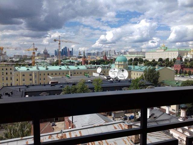 В Москве, на Софийской набережной, построят малоэтажный жилой квартал