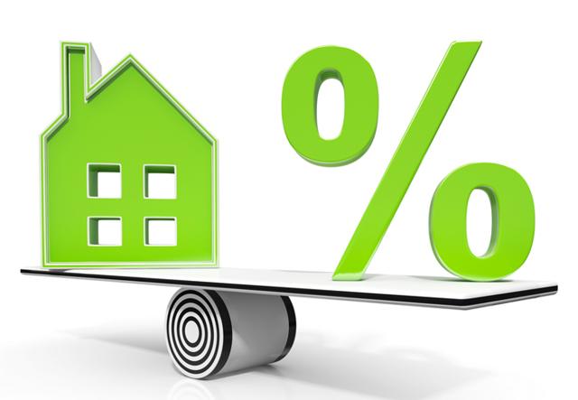 Ипотечные ставки достигли минимума за 5 лет