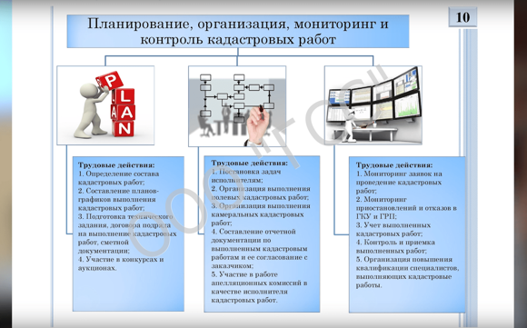 Кадастровые инженеры смогут работать только в составе организации
