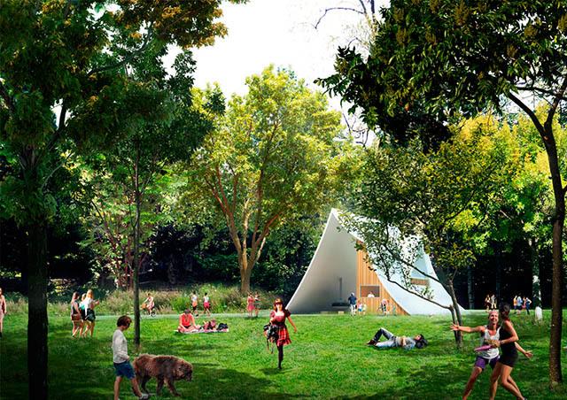 В парке «Сокольники» появится «Посольство природы»