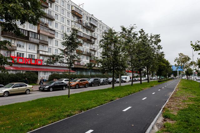 На Пискаревском проспекте Петербурга возведут новостройки