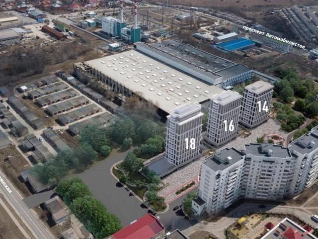 В Костроме возведут новые квартиры на месте завода