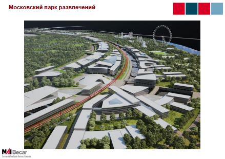 Территорию Мневниковской поймы в Москве реконструируют к 2017 году