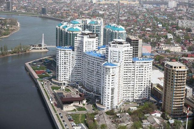 Объем ввода жилья на Кубани превысил прошлогодние показатели
