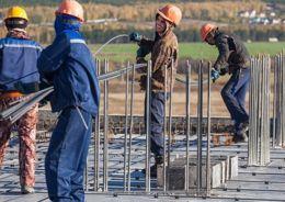 Количество мигрантов на российских стройках могут ограничить