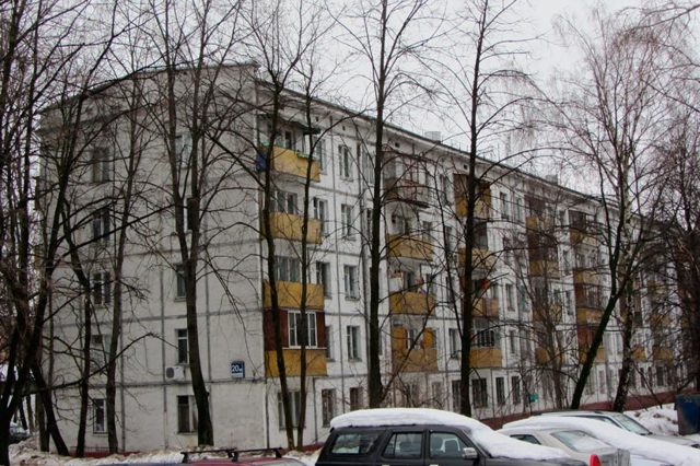 В Москве квартиры в панельных домах новых серий будут на 30% дороже