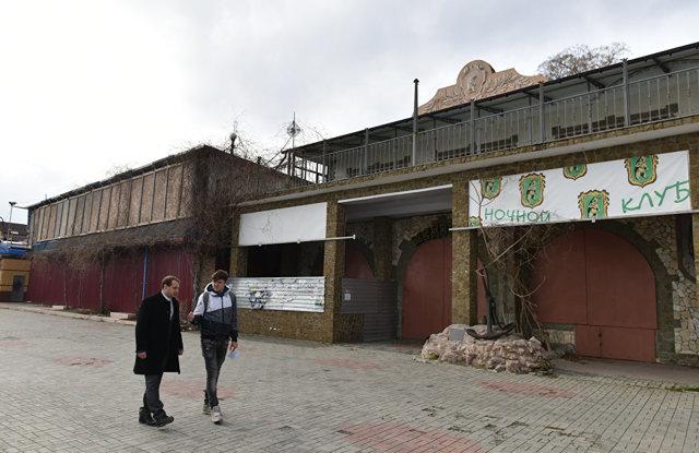 Архитекторы представили проект реконструкции Коктебеля