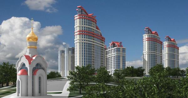 В Чебоксарах построят жилой микрорайон