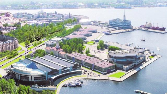 Территорию «Ленэкспо» могут застроить элитной недвижимостью