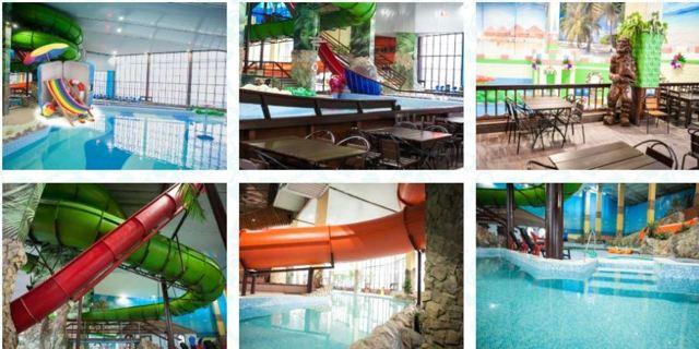 На юге Подмосковья построили первый аквапарк