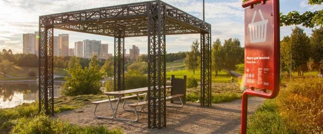 В Москве обновленный парк Олимпийской деревни откроется в конце октября