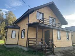 В Подмосковье и Новой Москве продаются новые дома в 800 поселках
