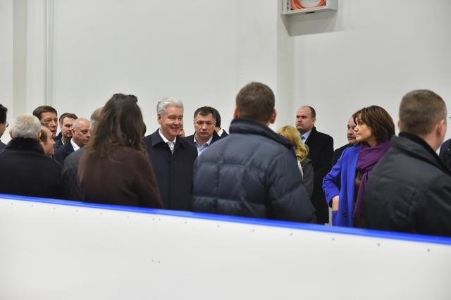 На территории завода ЗИЛ будет набережная, ледовая арена и детский парк