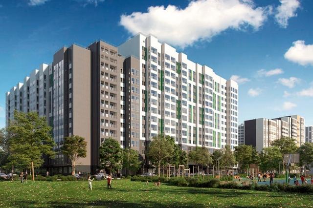 Новый микрорайон в Зеленограде достроят в 2015 году