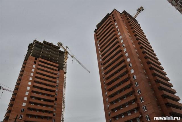 В Красноярском крае покупатель квартиры отсудил крупную неустойку за срыв сроков