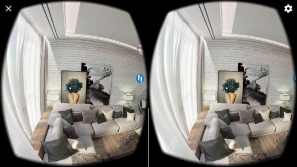 Виртуальная реальность и покупка квартиры