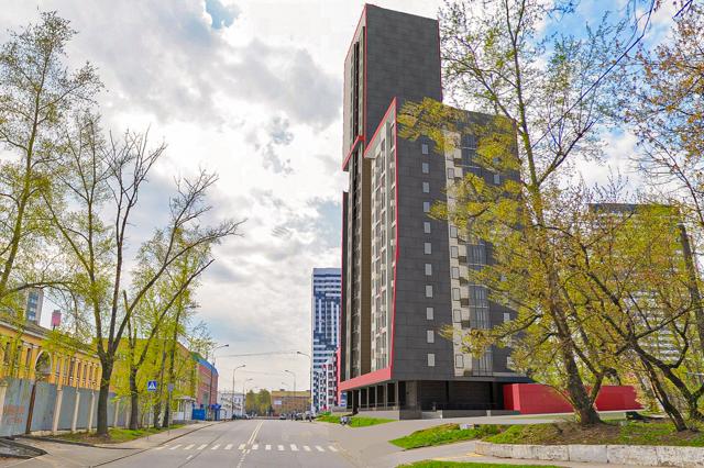 Каждую четвертую новостройку Москвы возводят в промзоне