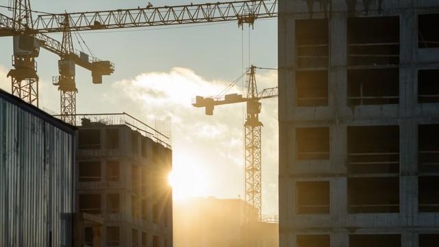 В Петербурге прогнозируют рост панельного строительства