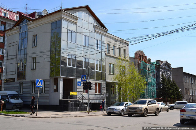 В центре Новосибирска на месте молокозавода построят жилье
