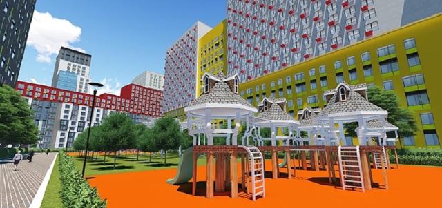 «Мортон» построит элитный квартал на западе Москвы