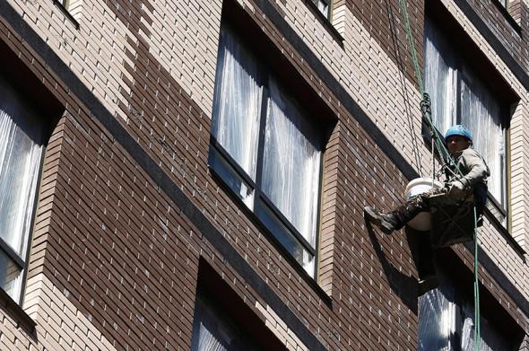 В Подмосковье строится на треть больше деловой недвижимости, чем в 2015