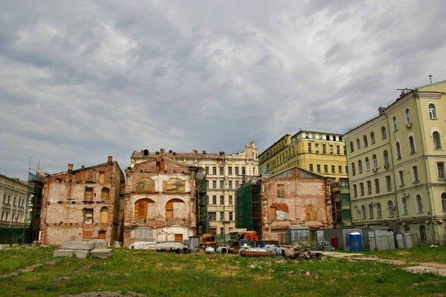В Москве, у Красной площади, появится 3 комплекса апартаментов