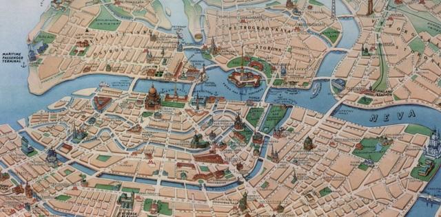 Районы Петербурга: где покупать квартиру?