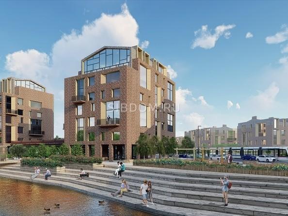 В Красноярске построят новый микрорайон на месте рынка