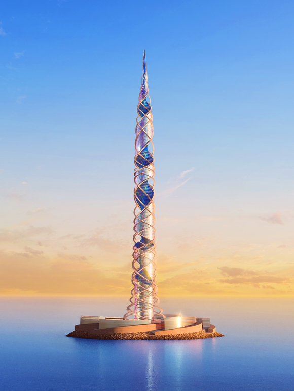 Под Петербургом хотят возвести два небоскреба