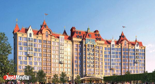Строительство парка DreamWorks в Екатеринбурге отложили