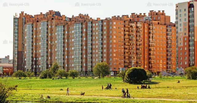 Каждую 4-ю квартиру в новостройках Петербурга покупают родители для детей