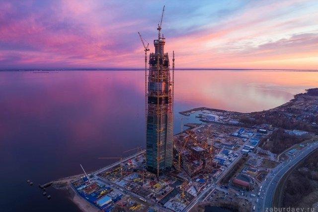 В Петербурге построят крупнейший в России океанариум