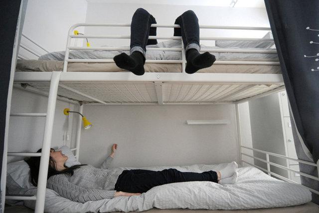 Власти могут разрешить хостелы в жилых домах с согласия жильцов