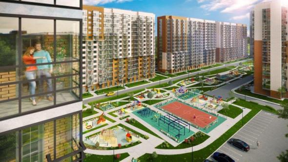 Capital Group построит панельный ЖК в Новой Москве